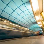 Metro, Mezhdunarodnaya, St. Petersburg-3