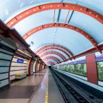 Metro, Obvodny kanal, St. Petersburg-2