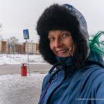 im Sibirien-Mode