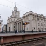 Bahnhof in Brest